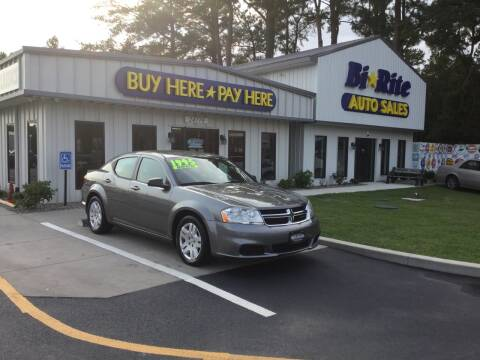 2013 Dodge Avenger for sale at Bi Rite Auto Sales in Seaford DE