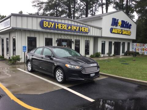 2014 Ford Fusion for sale at Bi Rite Auto Sales in Seaford DE