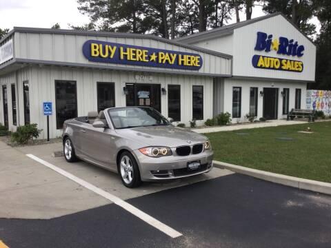 2009 BMW 1 Series for sale at Bi Rite Auto Sales in Seaford DE