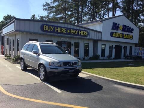 2012 Volvo XC90 for sale at Bi Rite Auto Sales in Seaford DE