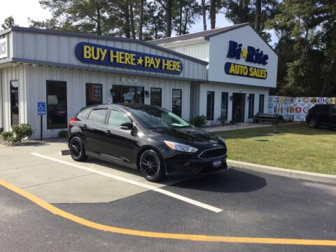 2016 Ford Focus for sale at Bi Rite Auto Sales in Seaford DE