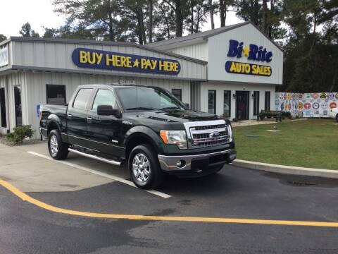 2013 Ford F-150 for sale at Bi Rite Auto Sales in Seaford DE