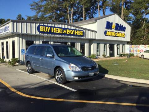 2014 Kia Sedona for sale at Bi Rite Auto Sales in Seaford DE