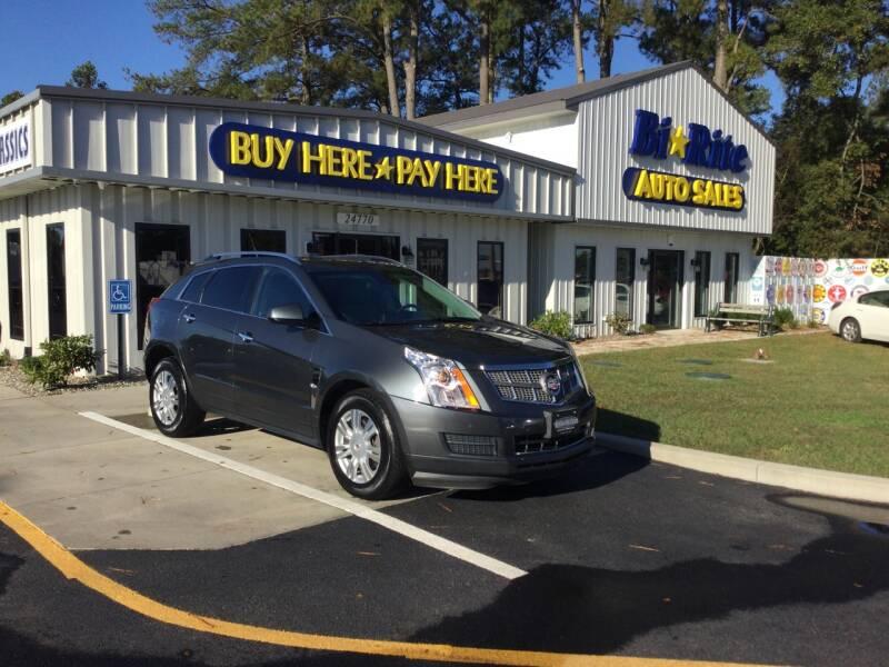 2010 Cadillac SRX for sale at Bi Rite Auto Sales in Seaford DE