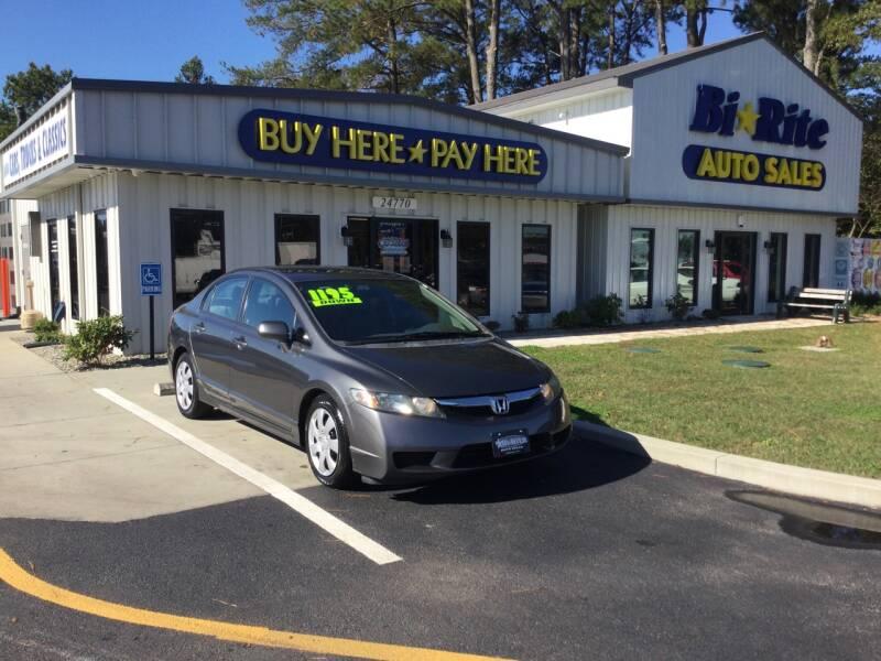 2010 Honda Civic for sale at Bi Rite Auto Sales in Seaford DE