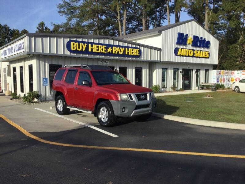 2010 Nissan Xterra for sale at Bi Rite Auto Sales in Seaford DE