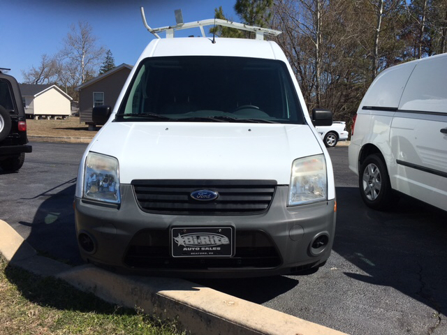 2010 Ford Transit Connect XL 4dr Cargo Mini-Van w/o Side and Rear Glass - Seaford DE