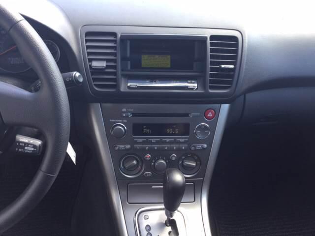 2006 Subaru Legacy AWD 2.5i Special Edition 4dr Wagon (2.5L H4 4A) - Seaford DE