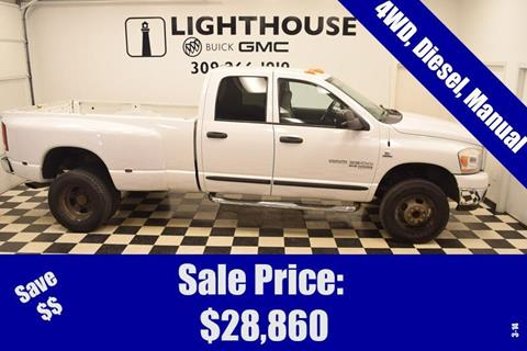 Dodge ram pickup 3500 for sale in illinois for Lighthouse motors morton il