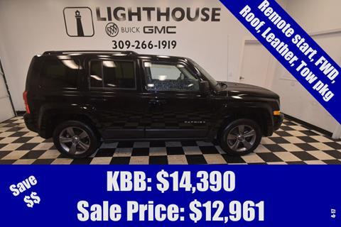2015 Jeep Patriot for sale in Morton, IL