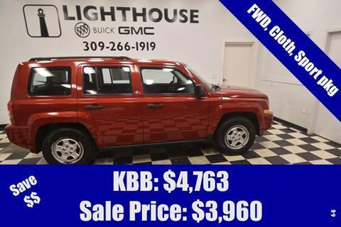 2009 Jeep Patriot for sale in Morton, IL