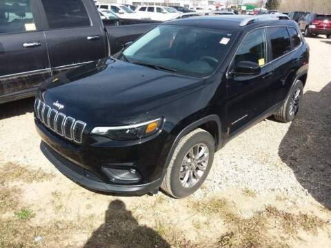 2019 Jeep Cherokee Latitude Plus for sale at Lighthouse Automotive in Morton IL