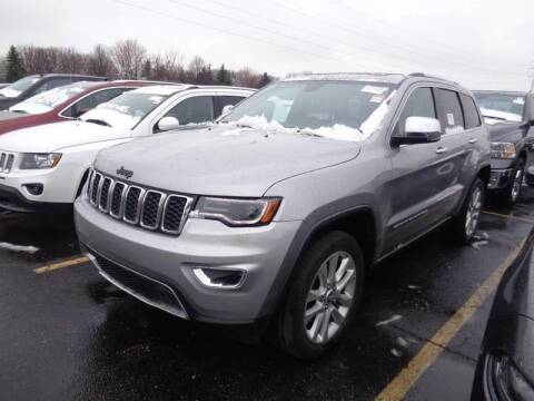 2017 Jeep Grand Cherokee Limited for sale at Lighthouse Automotive in Morton IL