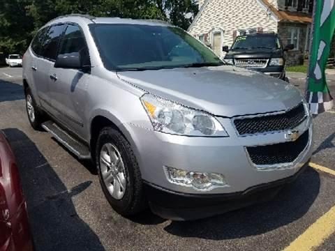 2010 Chevrolet Traverse for sale in Greenwood, DE