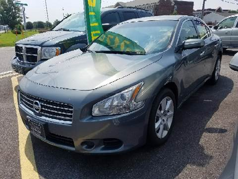 2009 Nissan Maxima for sale in Greenwood, DE