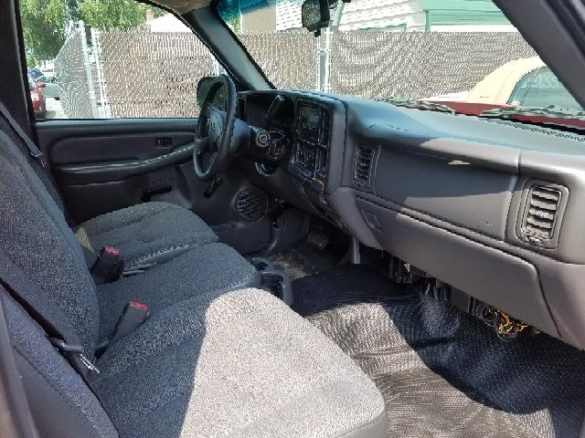 2006 Chevrolet Silverado 1500 LS 2dr Regular Cab 8 ft. LB - Greenwood DE