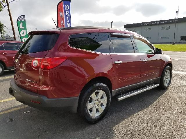 2010 Chevrolet Traverse AWD LT 4dr SUV w/1LT - Greenwood DE