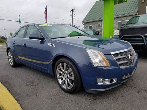 2009 Cadillac CTS for sale in Greenwood, DE