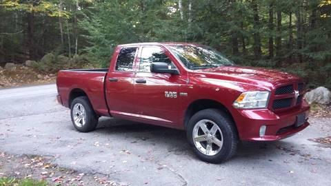 2013 RAM Ram Pickup 1500 for sale in Goffstown, NH