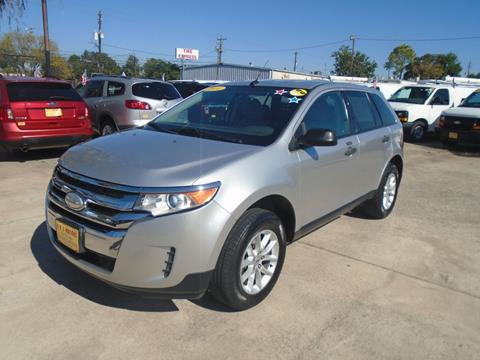 2014 Ford Edge for sale at BAS MOTORS in Houston TX
