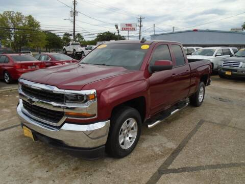 2016 Chevrolet Silverado 1500 for sale at BAS MOTORS in Houston TX