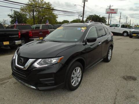 2019 Nissan Rogue for sale at BAS MOTORS in Houston TX