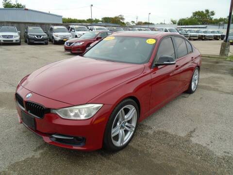 2012 BMW 3 Series for sale at BAS MOTORS in Houston TX