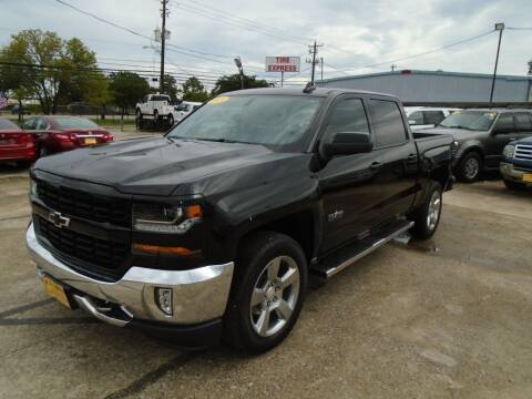 2018 Chevrolet Silverado 1500 for sale at BAS MOTORS in Houston TX