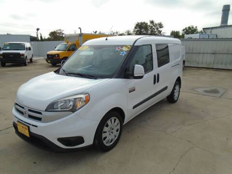 2017 RAM ProMaster City Wagon for sale at BAS MOTORS in Houston TX