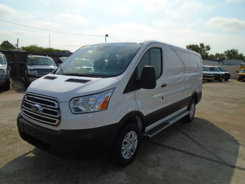 2019 Ford Transit Cargo for sale at BAS MOTORS in Houston TX