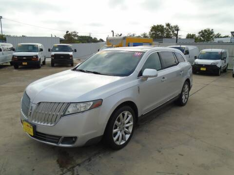 2010 Lincoln MKT for sale at BAS MOTORS in Houston TX