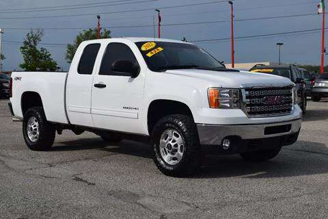 2012 GMC Sierra 2500HD for sale in Indianapolis, IN