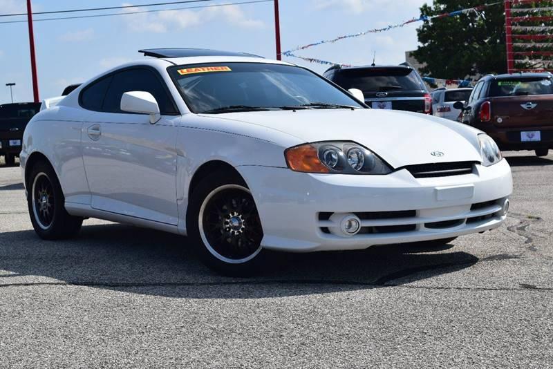 2003 Hyundai Tiburon GT V6 2dr Hatchback   Indianapolis IN