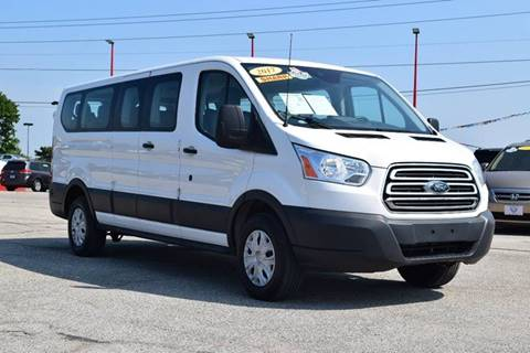 2017 Ford Transit Passenger for sale in Indianapolis, IN