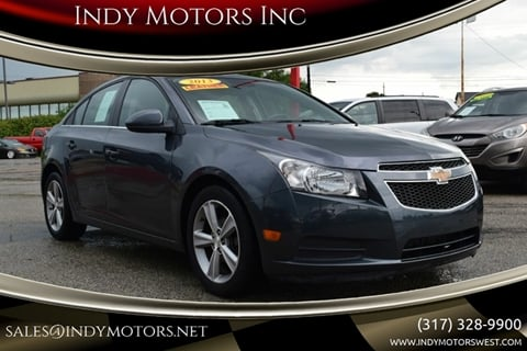 2013 Chevrolet Cruze for sale in Indianapolis, IN
