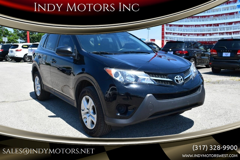 2014 Toyota Rav4 LE 4dr SUV In Indianapolis IN - Indy Motors Inc