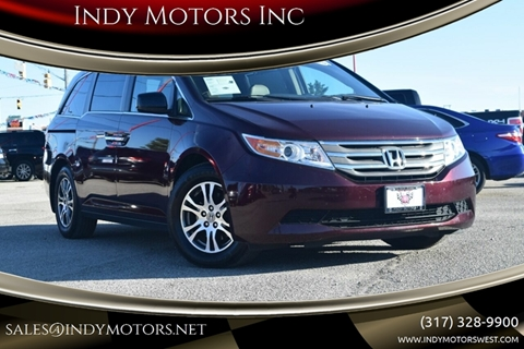 2012 Honda Odyssey for sale in Indianapolis, IN