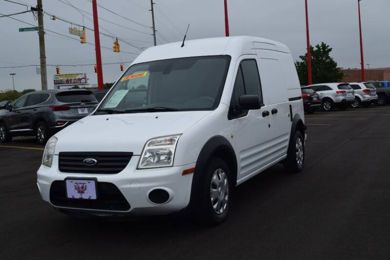 2012 Ford Transit Connect XLT 4dr Cargo Mini-Van w/o Side and Rear Glass - Indianapolis IN