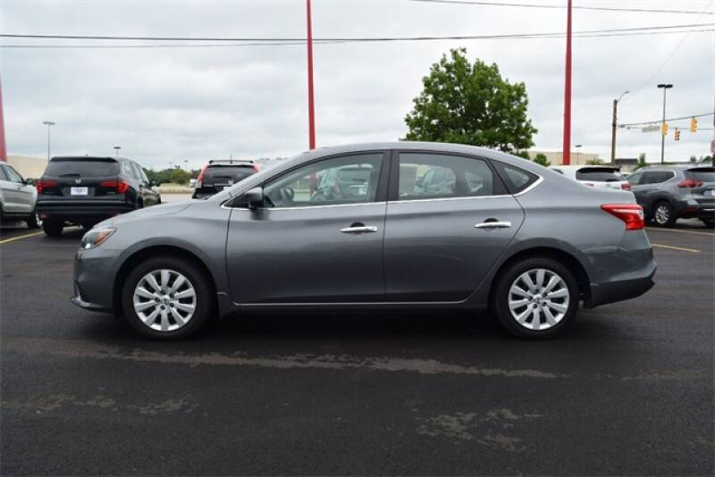 2017 Nissan Sentra SV 4dr Sedan - Indianapolis IN