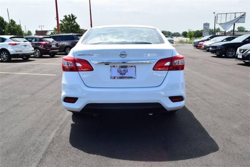 2018 Nissan Sentra SV 4dr Sedan - Indianapolis IN