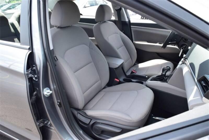2019 Hyundai Elantra SEL 4dr Sedan - Indianapolis IN
