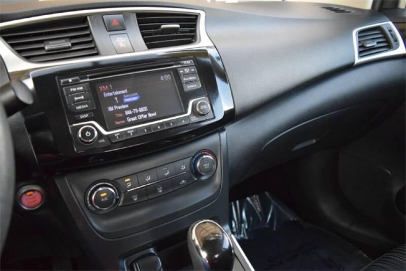 2017 Nissan Sentra SV 4dr Sedan - Indianapolis IN
