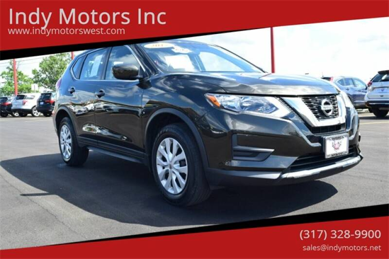 2017 Nissan Rogue AWD S 4dr Crossover - Indianapolis IN