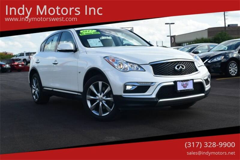 2017 Infiniti QX50 AWD 4dr Crossover - Indianapolis IN