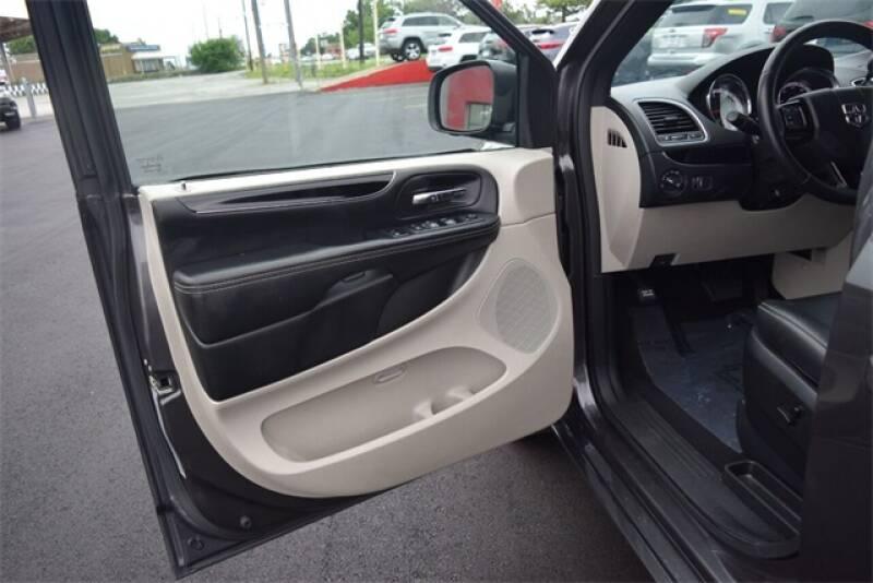 2019 Dodge Grand Caravan SXT 4dr Mini-Van - Indianapolis IN