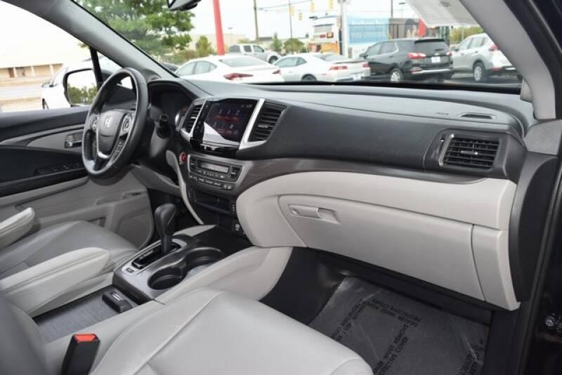 2017 Honda Pilot AWD EX-L 4dr SUV - Indianapolis IN