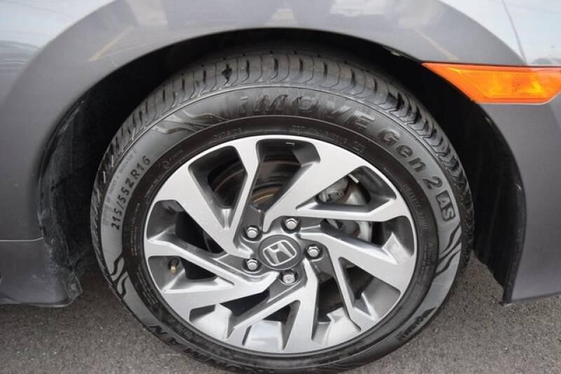 2016 Honda Civic EX 4dr Sedan - Indianapolis IN