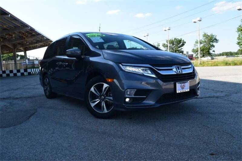 2018 Honda Odyssey Touring 4dr Mini-Van - Indianapolis IN