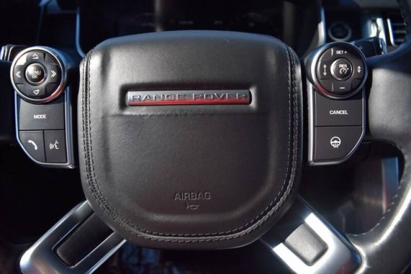 2016 Land Rover Range Rover AWD Supercharged 4dr SUV - Indianapolis IN