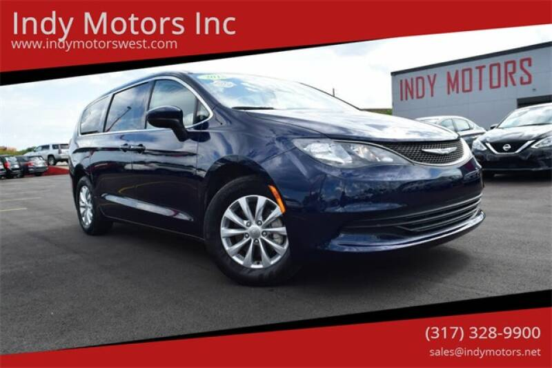 2018 Chrysler Pacifica LX 4dr Mini-Van - Indianapolis IN